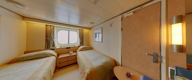 Arcadia Cabins Luxury Suites Aboard This Ship Sovereign