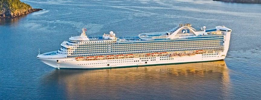 Caribbean Princess Cruises And Caribbean Princess Cruise Ship - Ms sovereign cruise ship