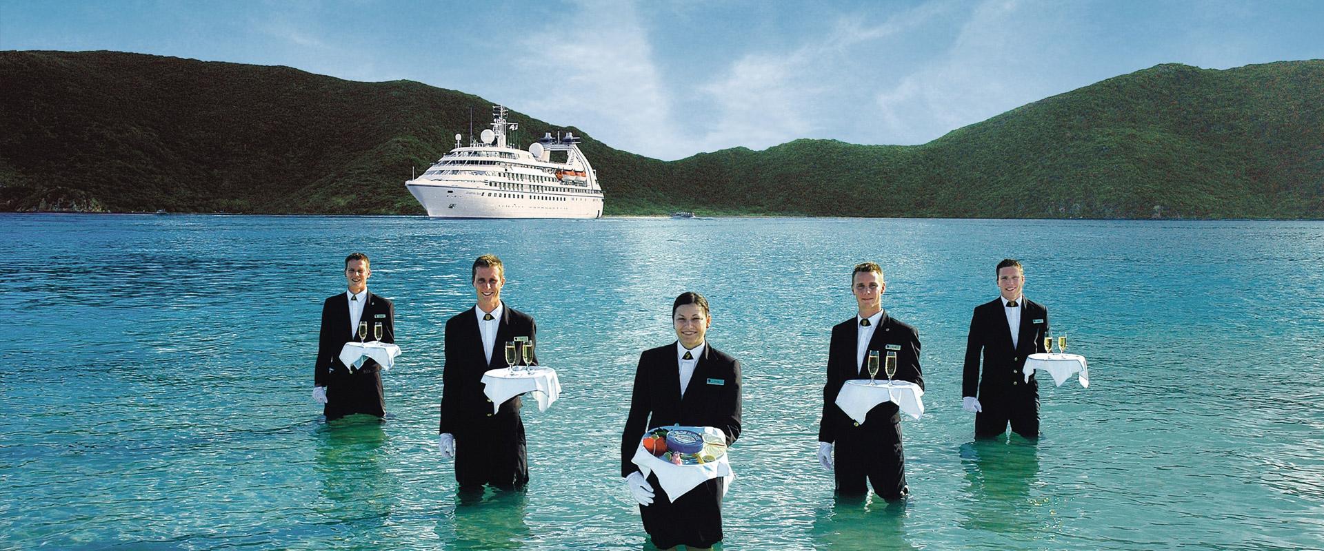 Seabourn Pride's Final Voyage