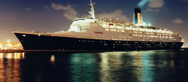 QE2 crew on strike amid Ukrainian political crisis