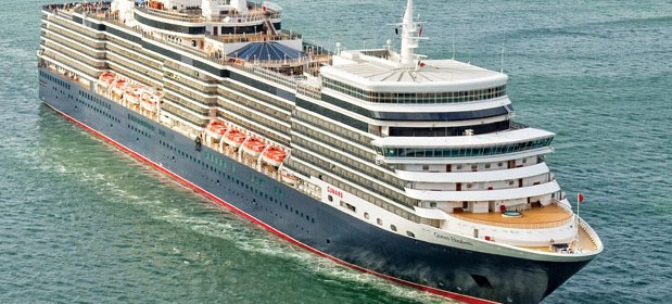 Queen Elizabeth Enters Blohm & Voss Shipyard For Multi-Million Pound Scheduled Refit