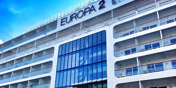 MS Europa 2 Ship Visit