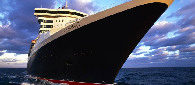Art & memory meet in painting to be created during iconic Queen Mary 2 voyage