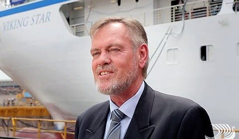 Introducing Captain Svalastog Of The New Viking Star