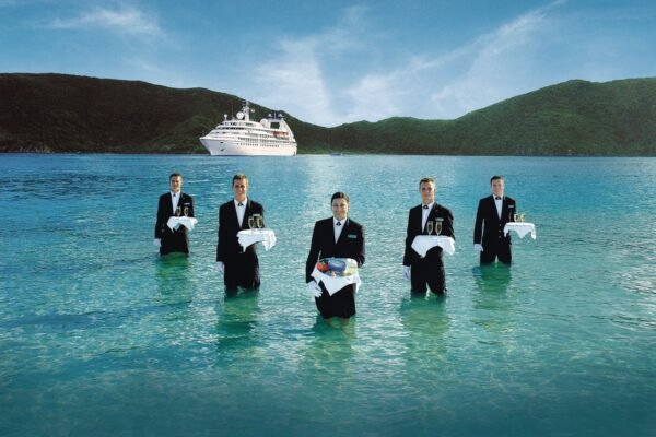 """Sovereign Blog - Sovereign win """"Agent of the Year"""" Award for Seabourn"""