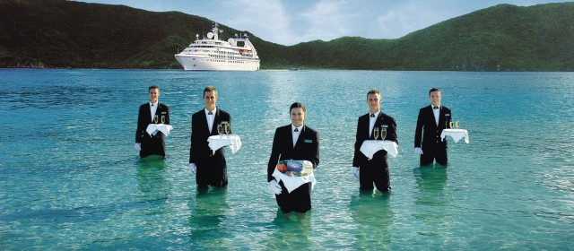 "Sovereign win ""Agent of the Year"" Award for Seabourn"