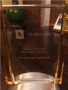Seabourn Award 2014