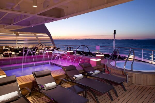 Sovereign Blog - Seabourn Confirms Second Order with Fincantieri
