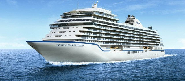 New Canyon Ranch SpaClub Unveiled for Seven Seas Explorer