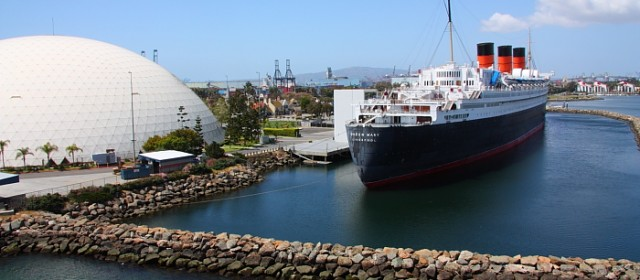 Queen Elizabeth & Queen Mary to Meet in Long Beach