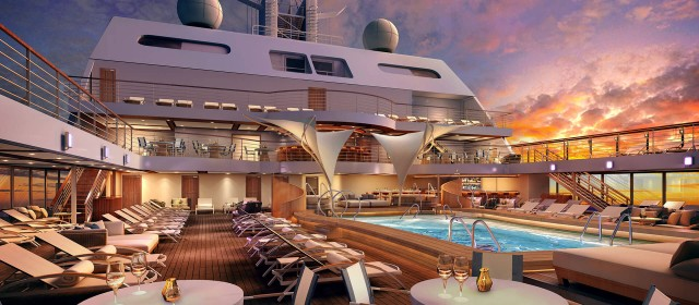 Seabourn Reveals Newest Ship Names