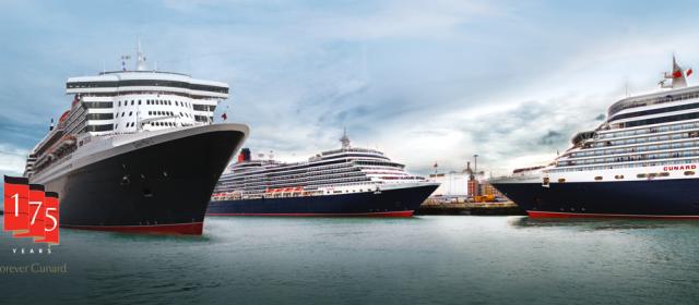 Magna Carta on Display for Cunard