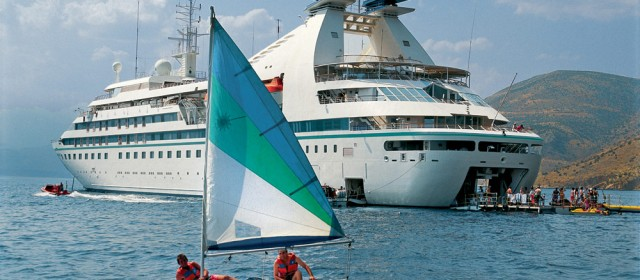 Plans for Star Breeze and Star Legend have been Unveiled by Windstar