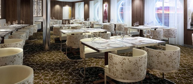 Celebrity's New Suite-Only Dining Venue – Luminae