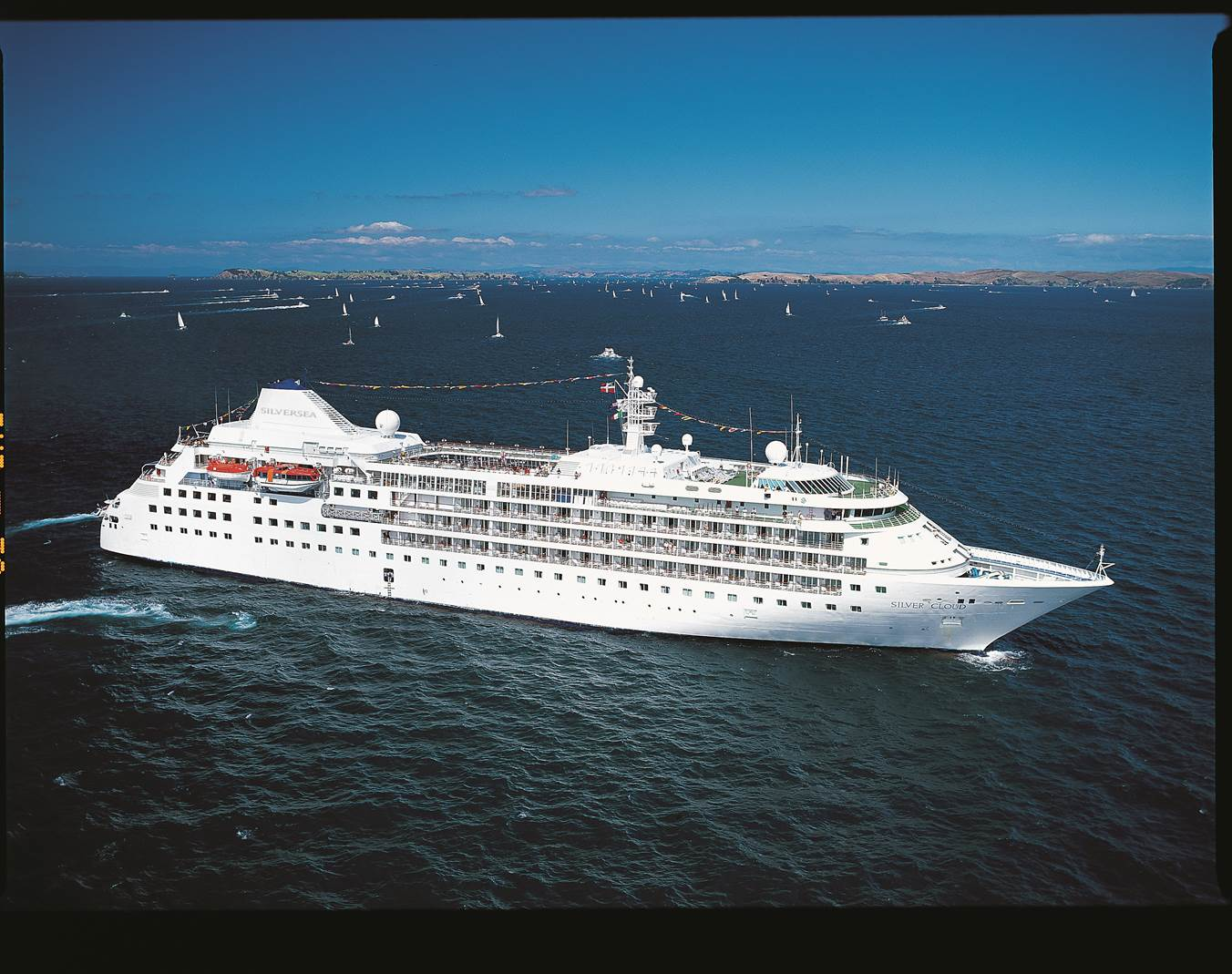 Silversea Announces Free Wi-Fi Onboard