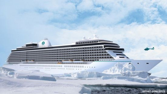 Crystal Cruises to Expand Luxury Travel
