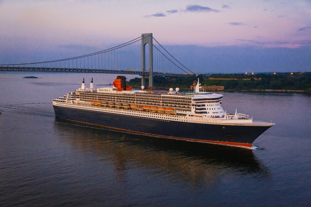 Major Refit scheduled for QM2