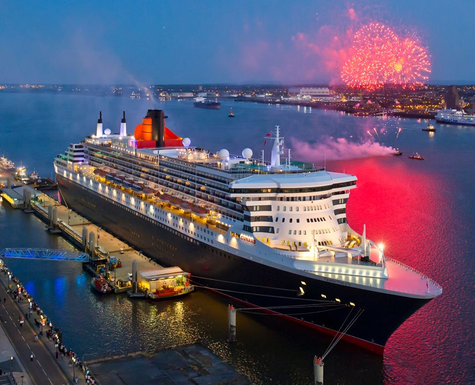 Major QM2 Refurbishment Coming Soon