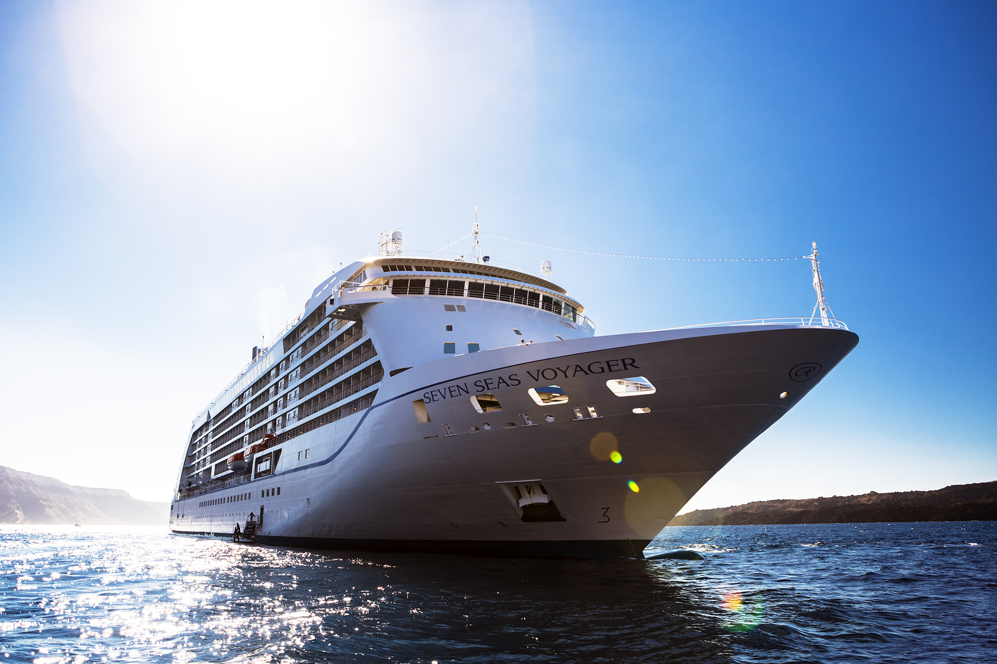 An Exquisite Experience on Seven Seas Voyager