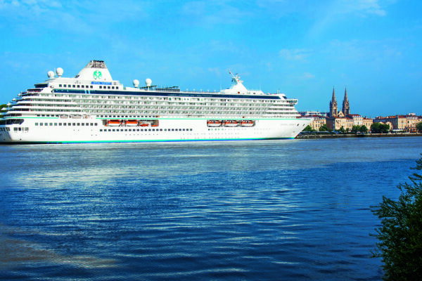 Sovereign Blog - New Crystal Ship Grows to 117,000 Tons