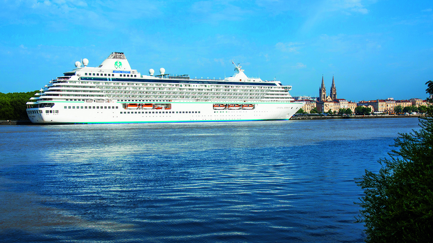 Crystal to Add Shorter Cruises