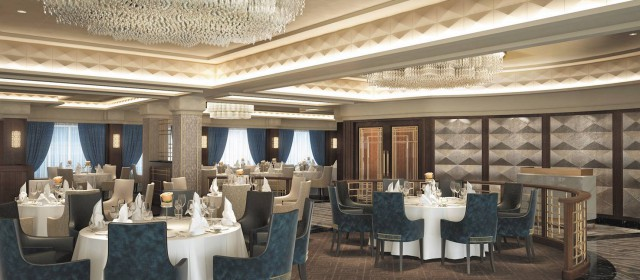 Regent's $125m Fleet Refurbishment