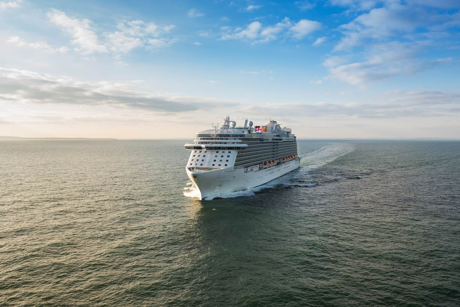 New Princess Ship to Launch in 2019