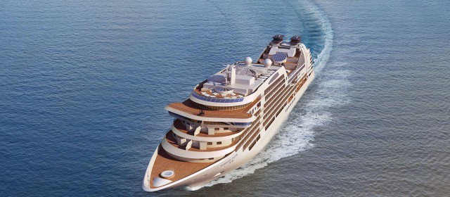 Seabourn Encore Handover Ceremony Completed