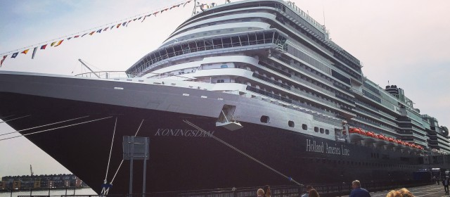 Why You Should Travel on Koningsdam