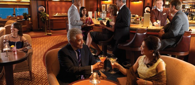 Cunard Debuts New Cocktails