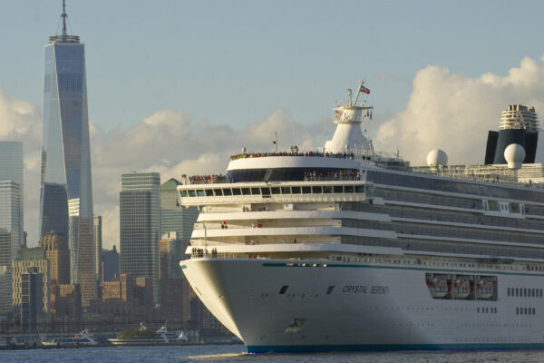 Sovereign Blog - Northwest Passage Completed by Crystal Serenity