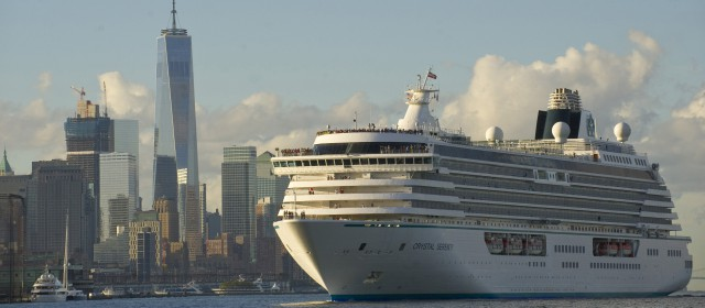 Northwest Passage Completed by Crystal Serenity