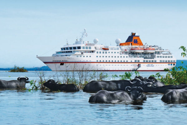 Sovereign Blog - Northwest Passage Completed by Hanseatic