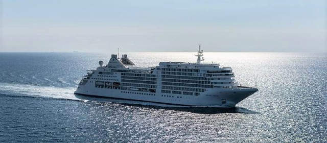 Silver Muse Passes Sea Assessments
