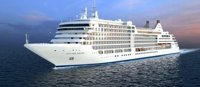 Silversea Orders Three New Ships