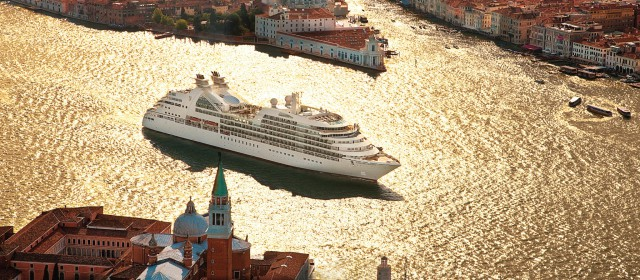 Seabourn Odyssey Finishes Refit