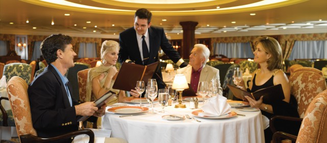 Why Oceania has the Finest Cuisine at Sea