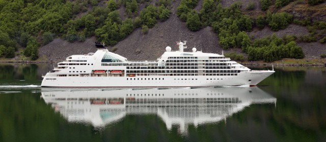 New Web App on Seabourn Ships