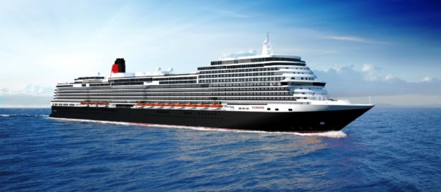 New Cunard Ship To Launch in 2022