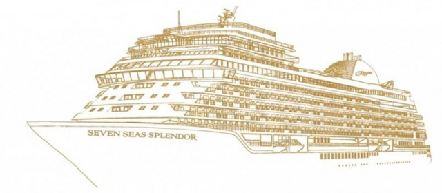 New Regent Ship Named Seven Seas Splendor