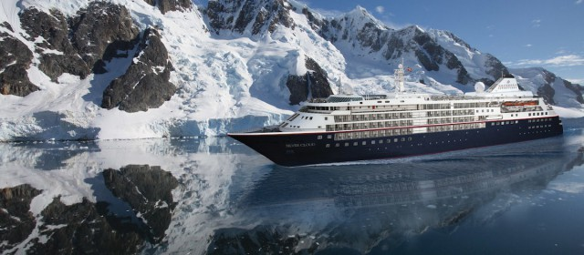 New Silver Cloud Expedition Ship Launches!