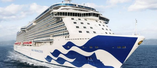 New Sky Princess Ship to Debut in 2019