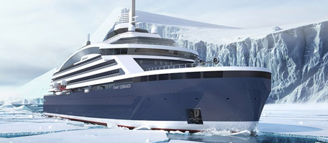 Ponant Confirms New Ice-Class Ship