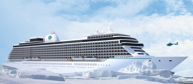 New Crystal Ocean Ships Downsized