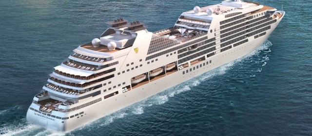 Breaking News! Seabourn Ovation Godmother Announced