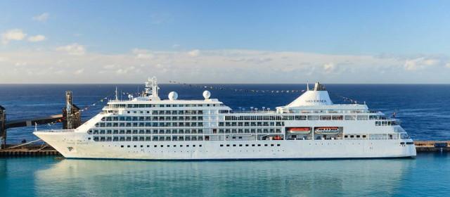 Silversea Announce Whisper Refit