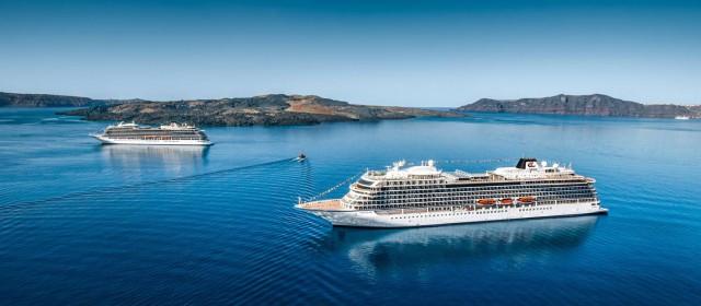 Viking Orders Six New Ocean Ships