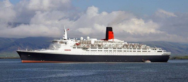 Queen Mary 2 Guests to Visit the QE2 Hotel