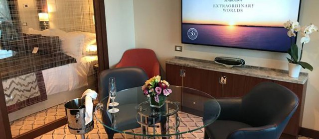 Exclusive Look at New Seabourn Ovation