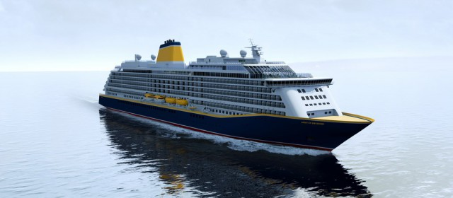 Spirit of Discovery's First Transatlantic in 2019